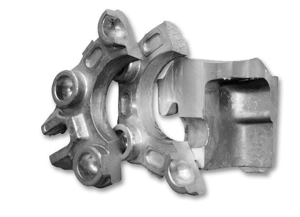 高强度铝合金压铸件