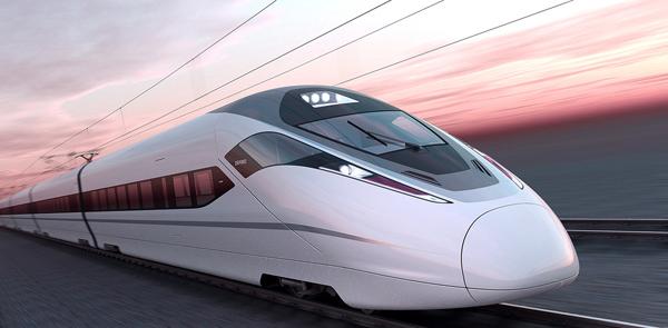 中国南车株洲所:新一代高速列车永磁同步牵引系统