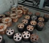 参观印度Bokaro的铸铜厂 (23)