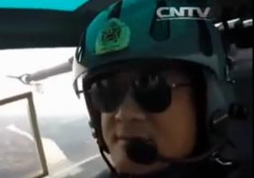 中国武装直升机飞越9000米视频公布 (218播放)