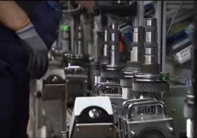 2015 奔驰双离合变速箱生产制造全过程 (298播放)