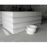 电镀槽   酸碱性介质专用    防腐蚀  进口氟塑料材质