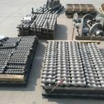 喷涂机螺旋轴 砂浆喷涂机专用轴 耐磨小螺旋