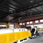 厂家直销RCM型有马弗网带式淬火炉 热处理生产线