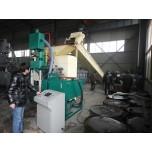 北京全自动钢屑压块机Y钢渣压饼机 钢粒压力机现货出售