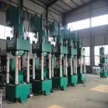 供应铁屑压块机全套成型设备Y智能铁矿渣压块机技术成熟
