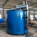 长兴YC75kw井式氮化炉 小型气体渗碳炉