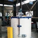 60kw小型气体氮化炉 可控气氛井式渗碳炉